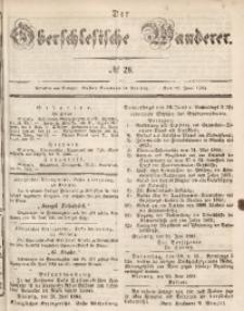 Der Oberschlesische Wanderer, 1864, Jg. 37, No. 26