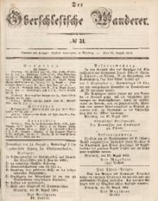 Der Oberschlesische Wanderer, 1864, Jg. 37, No. 34
