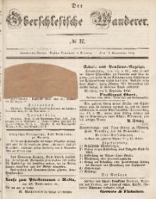 Der Oberschlesische Wanderer, 1864, Jg. 37, No. 37