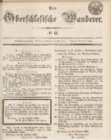 Der Oberschlesische Wanderer, 1864, Jg. 37, No. 43