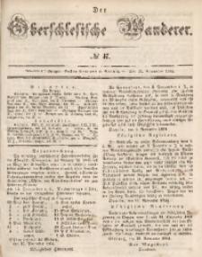 Der Oberschlesische Wanderer, 1864, Jg. 37, No. 47