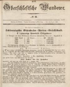 Der Oberschlesische Wanderer, 1865, Jg. 38, No. 16