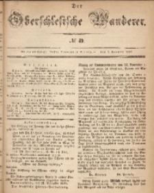 Der Oberschlesische Wanderer, 1865, Jg. 38, No. 49