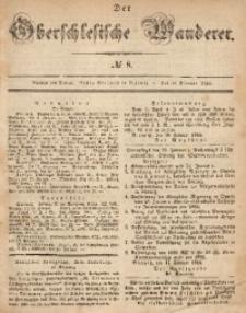 Der Oberschlesische Wanderer, 1866, Jg. 39, No. 8