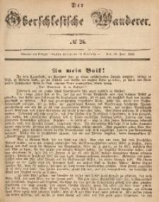 Der Oberschlesische Wanderer, 1866, Jg. 39, No. 26