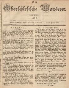 Der Oberschlesische Wanderer, 1867, Jg. 40, No. 2