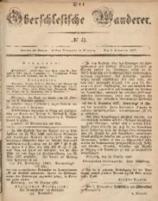Der Oberschlesische Wanderer, 1867, Jg. 40, No. 45