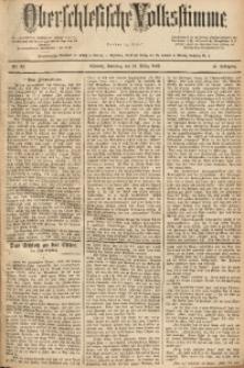 Oberschlesische Volksstimme, 1889, Jg. 15, Nr. 58