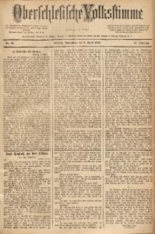 Oberschlesische Volksstimme, 1889, Jg. 15, Nr. 80
