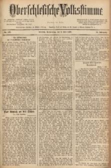 Oberschlesische Volksstimme, 1889, Jg. 15, Nr. 107