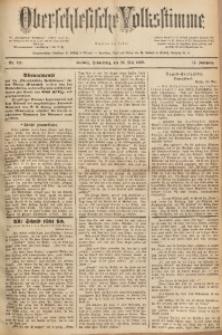 Oberschlesische Volksstimme, 1889, Jg. 15, Nr. 124