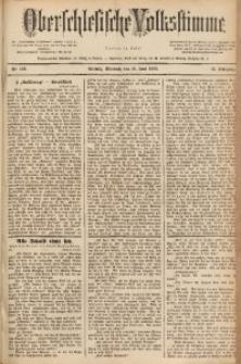 Oberschlesische Volksstimme, 1889, Jg. 15, Nr. 139