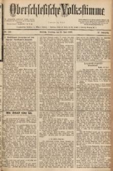 Oberschlesische Volksstimme, 1889, Jg. 15, Nr. 143