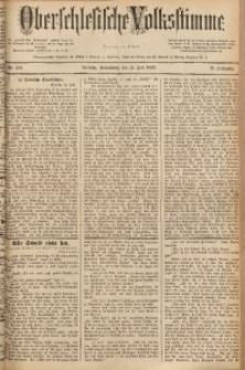 Oberschlesische Volksstimme, 1889, Jg. 15, Nr. 158