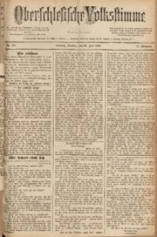 Oberschlesische Volksstimme, 1889, Jg. 15, Nr. 171