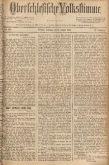 Oberschlesische Volksstimme, 1889, Jg. 15, Nr. 195