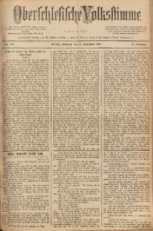 Oberschlesische Volksstimme, 1889, Jg. 15, Nr. 214