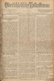 Oberschlesische Volksstimme, 1889, Jg. 15, Nr. 218