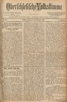 Oberschlesische Volksstimme, 1889, Jg. 15, Nr. 226