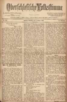 Oberschlesische Volksstimme, 1889, Jg. 15, Nr. 233