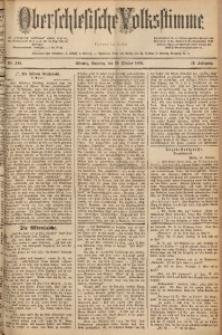 Oberschlesische Volksstimme, 1889, Jg. 15, Nr. 244