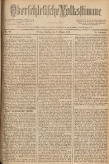 Oberschlesische Volksstimme, 1889, Jg. 15, Nr. 251