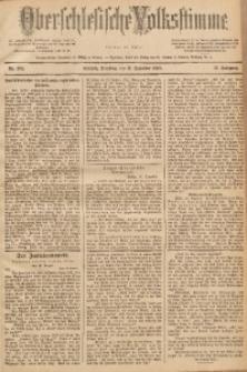 Oberschlesische Volksstimme, 1889, Jg. 15, Nr. 292
