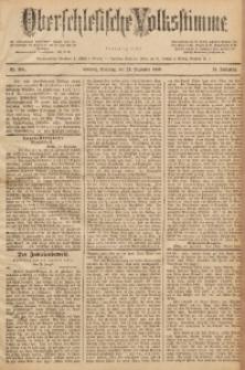 Oberschlesische Volksstimme, 1889, Jg. 15, Nr. 298