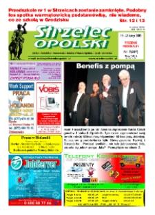 Strzelec Opolski : tygodnik regionalny : Izbicko, Jemielnica, Kolonowskie, Leśnica, Strzelce Opolskie, Ujazd, Zawadzkie, 2005 nr 7 (297).
