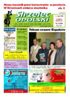 Strzelec Opolski : tygodnik regionalny : Izbicko, Jemielnica, Kolonowskie, Leśnica, Strzelce Opolskie, Ujazd, Zawadzkie 2005, nr 9 (299).