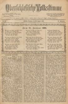 Oberschlesische Volksstimme, 1890, Jg. 16, Nr. 21