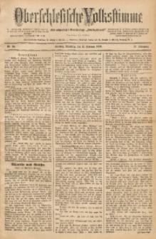 Oberschlesische Volksstimme, 1890, Jg. 16, Nr. 34