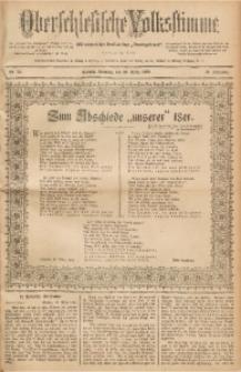 Oberschlesische Volksstimme, 1890, Jg. 16, Nr. 74