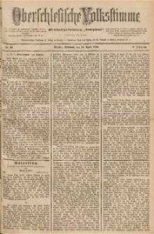 Oberschlesische Volksstimme, 1890, Jg. 16, Nr. 86