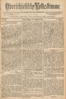 Oberschlesische Volksstimme, 1890, Jg. 16, Nr. 206