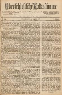 Oberschlesische Volksstimme, 1890, Jg. 16, Nr. 229