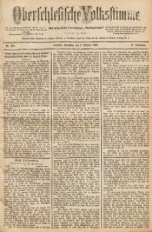 Oberschlesische Volksstimme, 1890, Jg. 16, Nr. 231
