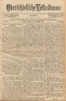 Oberschlesische Volksstimme, 1890, Jg. 16, Nr. 272