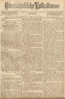 Oberschlesische Volksstimme, 1892, Jg. 18, Nr. 17