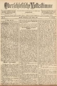 Oberschlesische Volksstimme, 1892, Jg. 18, Nr. 24