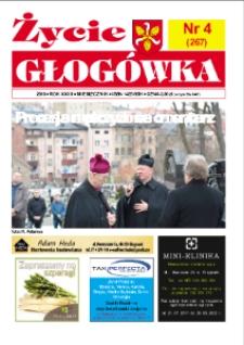 Życie Głogówka. R. 23, nr 4 (267).