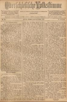 Oberschlesische Volksstimme, 1892, Jg. 18, Nr. 44