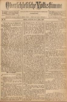 Oberschlesische Volksstimme, 1892, Jg. 18, Nr. 59
