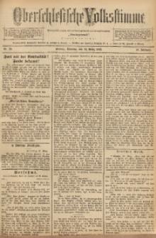 Oberschlesische Volksstimme, 1892, Jg. 18, Nr. 72