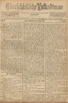 Oberschlesische Volksstimme, 1892, Jg. 18, Nr. 73