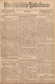 Oberschlesische Volksstimme, 1892, Jg. 18, Nr. 113