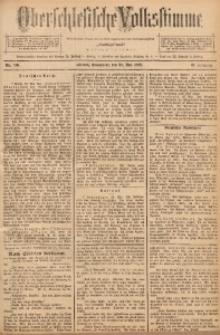 Oberschlesische Volksstimme, 1892, Jg. 18, Nr. 120