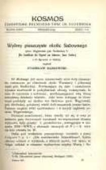 Kosmos, 1912, R. 37, z. 7/9