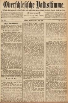 Oberschlesische Volksstimme, 1892, Jg. 18, Nr. 150