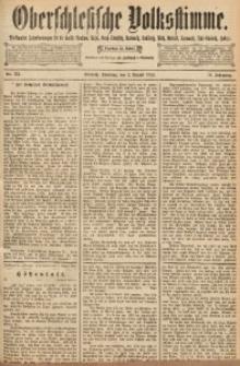 Oberschlesische Volksstimme, 1892, Jg. 18, Nr. 173